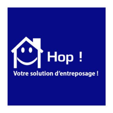 Entrepôt Mobile Hop ! logo