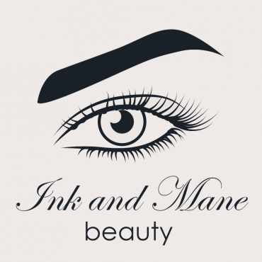 Ink and Mane Beauty logo