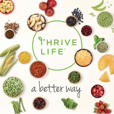Thrive Life with Kayleigh Meyers PROFILE.logo