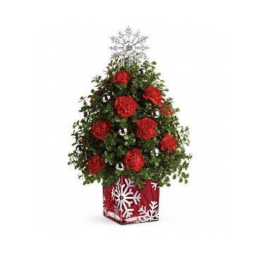 Sparkling Snowflake Tree from 51.95