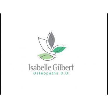 Isabelle Gilbert Ostéopathe D.O. PROFILE.logo