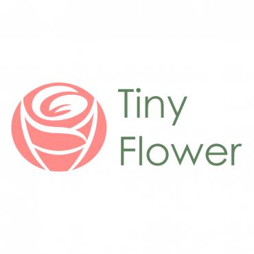 Tiny Flower logo