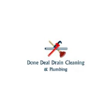 Done Deal Drain Cleaning & Plumbing logo