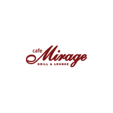 Cafe Mirage Grill & Lounge logo