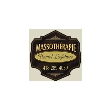Massothérapie Daniel Lefebvre PROFILE.logo