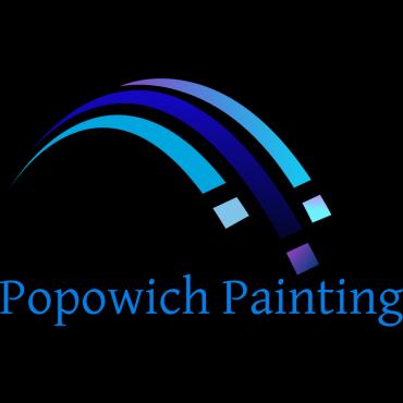 Popowich Painting logo