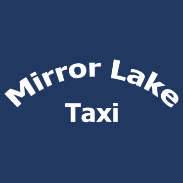 Mirror Lake Taxi logo