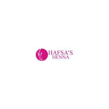 Hafsa's Henna logo