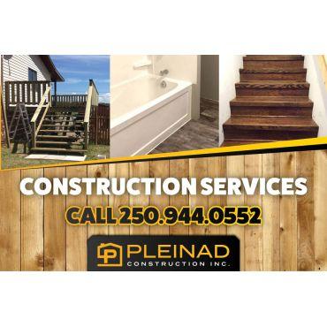 Pleinad Construction PROFILE.logo