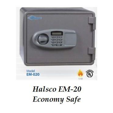 Halsco Safes