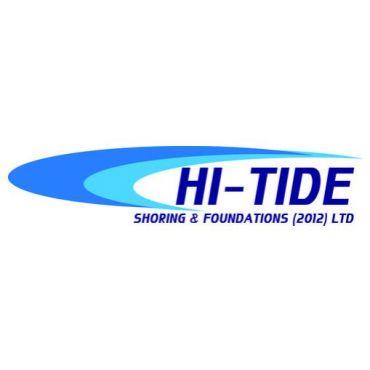 Hi-Tide Shoring & Foundations (2012) Ltd logo