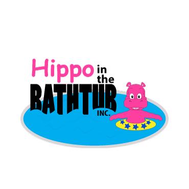 Hippo in the Bathtub logo