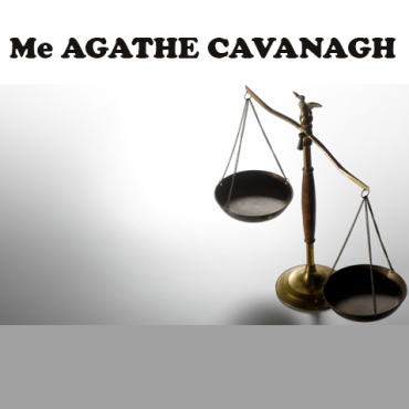 Agathe Cavanagh Avocate & Médiations PROFILE.logo