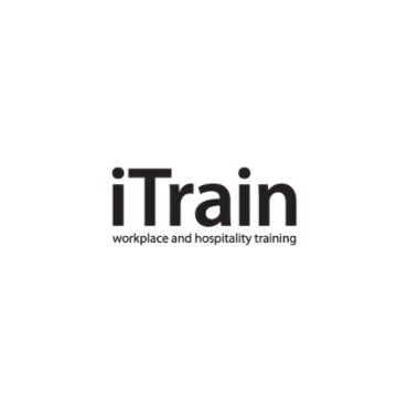 iTrain International - Workplace and Hospitality Training PROFILE.logo