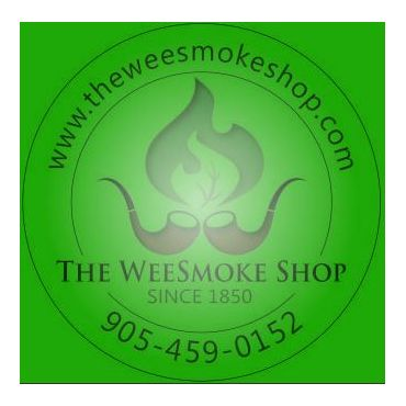 The Wee Smoke Shop logo