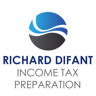 Richard DiFant Income Tax Preparation logo
