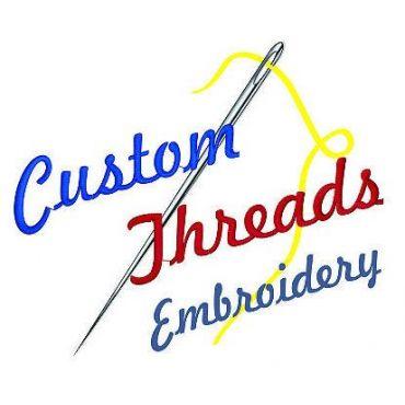 Custom Threads Embroidery PROFILE.logo