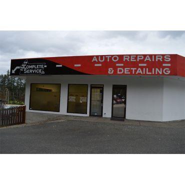 South Surrey Auto Detail Service Shop