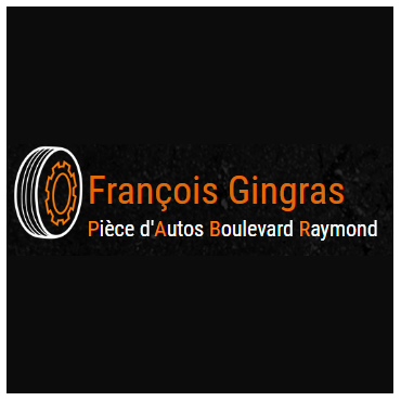 Pieces D'Autos Boulevard Raymond PROFILE.logo