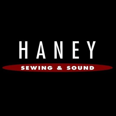 Haney Sewing And Sound logo