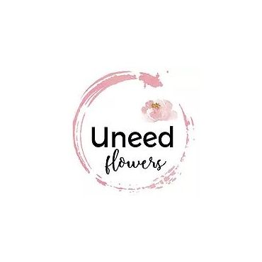 Uneed Flowers logo