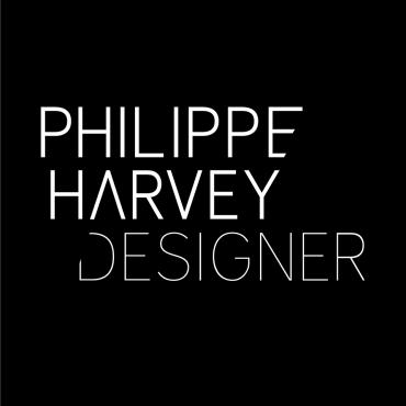 Philippe Harvey Designer logo