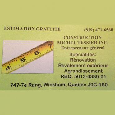 Construction Rénovation Michel Tessier logo