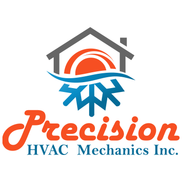 Precision HVAC Mechanics Inc. PROFILE.logo