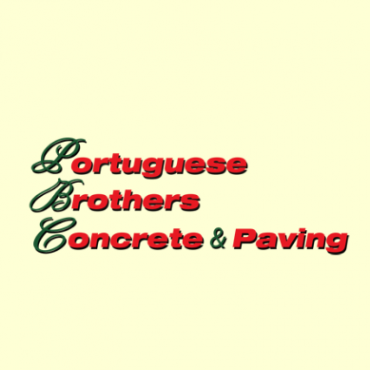 Portuguese Brothers Concrete & Paving Inc. PROFILE.logo