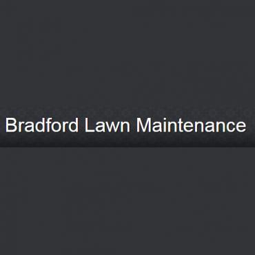 Bradford Lawn Maintenance logo