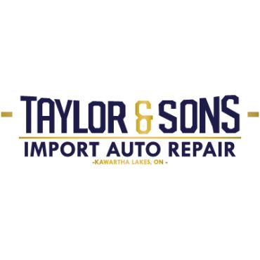 Taylor & Sons Import Auto Repair logo