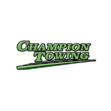 Champion Towing logo