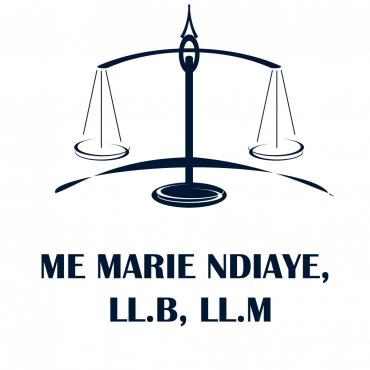 Me Marie Ndiaye, LL.B, LL.M PROFILE.logo