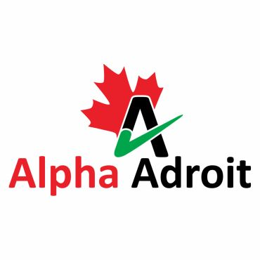 Forensic Geotechnical Engineering — Alpha Adroit logo