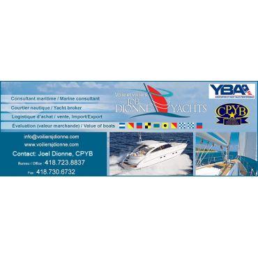Joel Dionne Yachts logo