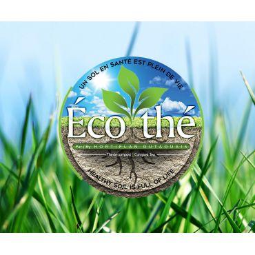 Solution ÉCO-THÉ thé de compost oxygéné