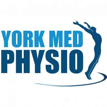 York Med Physiotherapy & Wellness Centre logo