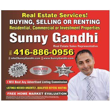Sunny Gandhi Real Estate 2