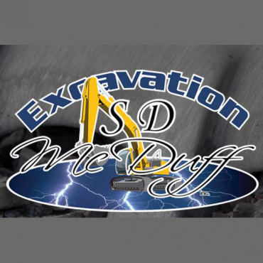 Excavation S.D. McDuff Inc. logo
