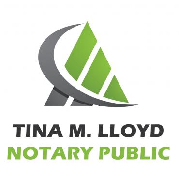 Tina M. Lloyd Notary Public logo