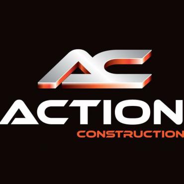 Action Construction Inc PROFILE.logo