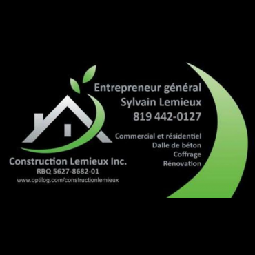 Construction Lemieux Inc PROFILE.logo