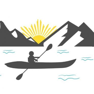 Ed's Mobile kayak rental Vernon BC PROFILE.logo
