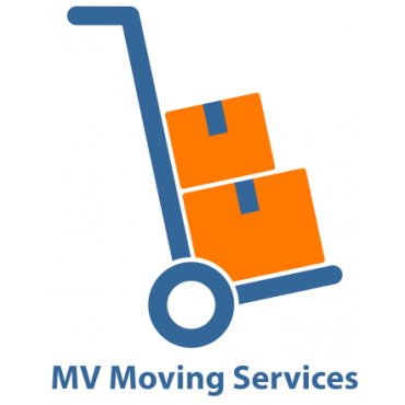 MV Moving Services logo