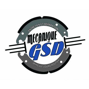 Mecanique GSD Inc. PROFILE.logo