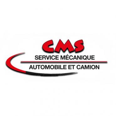 CBD-CMS Service Mécanique logo