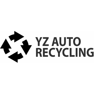 YZ Auto Recycling logo