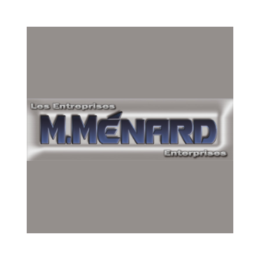 Les Entreprises M. Ménard logo