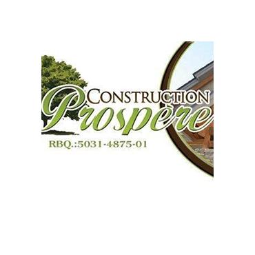 Les Constructions Prospere Inc. logo