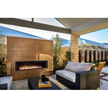 Valor Outdoor Fireplace